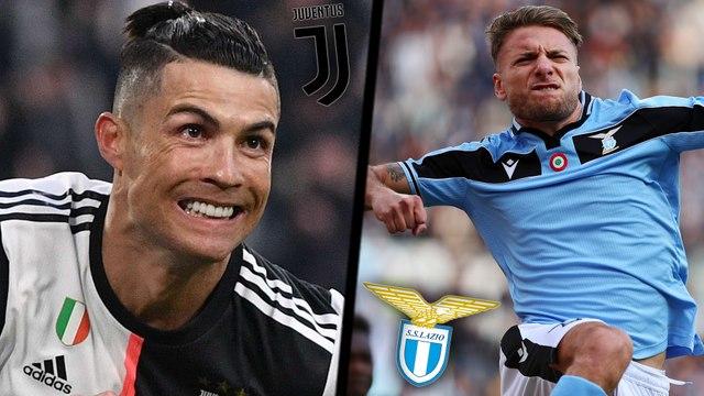 Juventus-Lazio : les compos probables