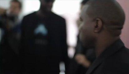 Kanye West lance sa campagne présidentielle en larmes