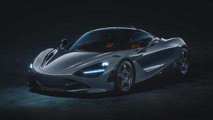 La 720S Le Mans célèbre le 25ème anniversaire de la victoire de McLaren aux 24 Heures du Mans
