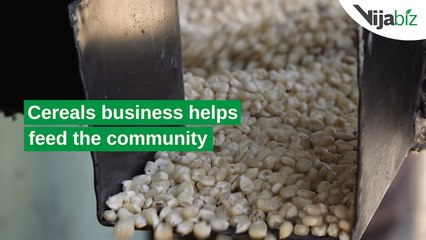 Kenya: Cereals business helps feed the community