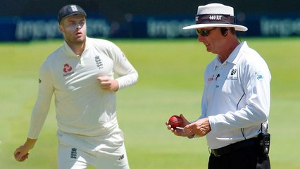 ENG vs WI : Dominic Sibley used Saliva in 2nd test