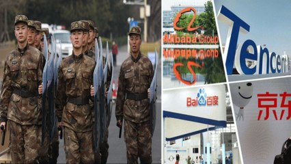 Alibaba Among 7 Companies With Links To Chinese army, could soon face action in India