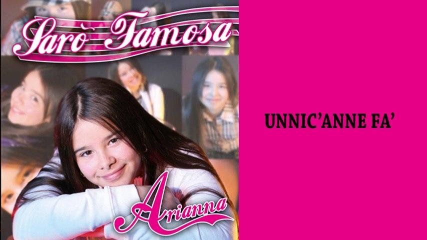 Arianna - Unnic'anne fà