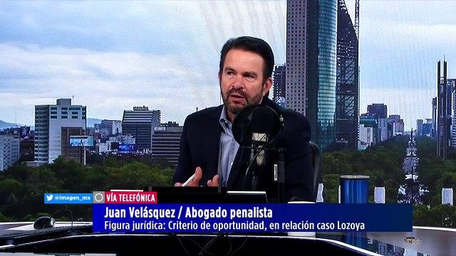 Emilio Lozoya tendría pruebas importantes del Caso Odebrecht: Juan Velázquez
