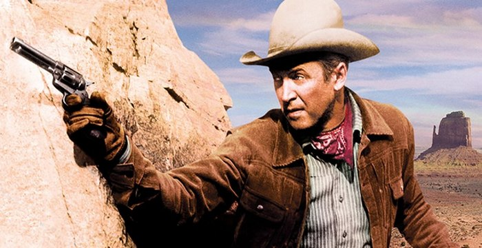 The Man From Laramie movie (1955) - James Stewart, Arthur Kennedy, Donald Crisp