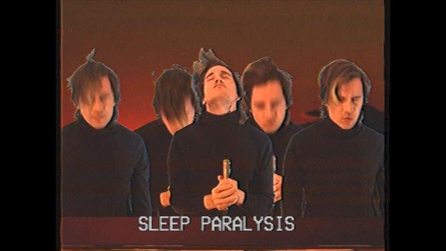 NOT A BOYS NAME - Sleep Paralysis