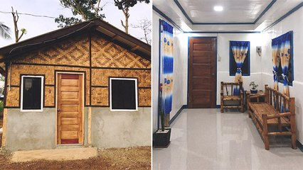 This Dream Home Was Built During The Pandemic For P280,000