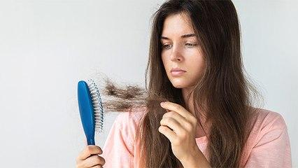 Hair Care Tips: बालों का झड़ने का कारण | बालों का झड़ना कैसे रोके | Hair Fall Solution | Boldsky