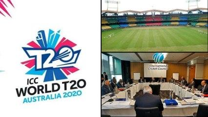 ICC Postpones T20 Cricket World Cup 2020 || Oneindia Telugu