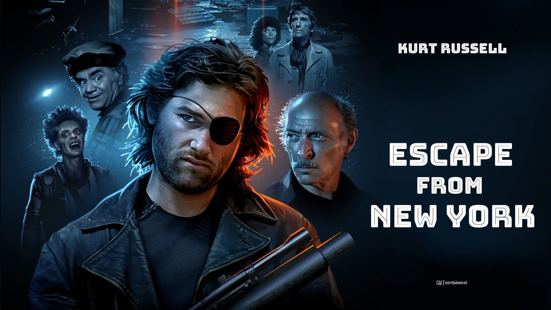 Escape from New York (1981) - video Dailymotion