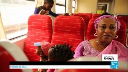 [ACTUALITÉ] LE NIGERIA INAUGURE SON PREMIER TGVPour lire l'article : http://negronews.fr/2016/07/31/actualite-le-nigeria-inaugure-son-premier-tgv/