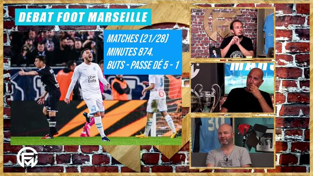 OM  : Revue d'effectif, les attaquants (Payet, Benedetto, Radonjic...)