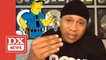 """LL COOL J  Says Police Officers Need """"A Higher Level Of Education"""" To Qualify As Law Enforcement"""