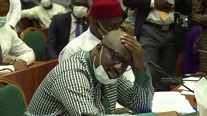 Nigeria: un fonctionnaire perd connaissance lors d'une audition parlementaire