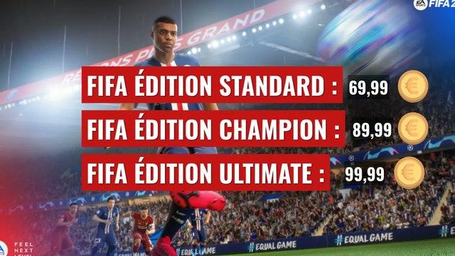 FIFA 21 : toutes les infos sur la demo