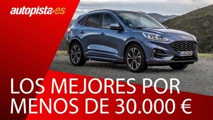 Los mejores SUV por menos de 30.000 euros   Autopista.es