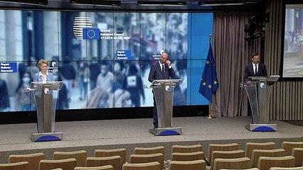 União Europeia alcança histórico acordo
