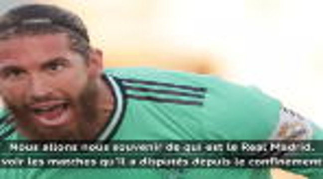"""Man City - Guardiola : """"Nous allons nous souvenir de qui est le Real Madrid"""""""