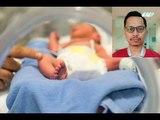 Video Digelar 'doktor kiriman tuhan' tapi tak mampu selamatkan bayi pramatang… jantung berdegup laju jam 1