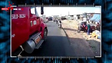 CAMERA CẬN CẢNH | Tài Xế Container Việt Nam Muốn Đóng Như Phim Fast And Furious