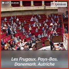 Plan de relance:un «jour historique» pour Macron... mais pas pour l'opposition !