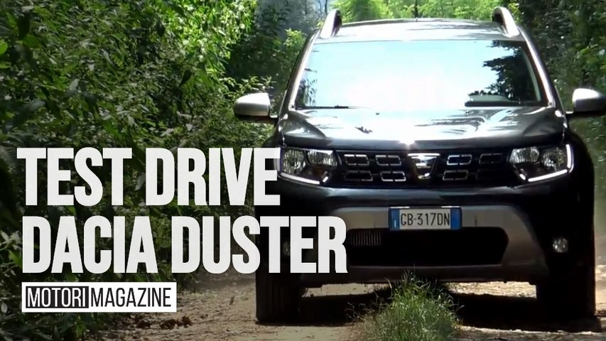 Dacia Duster GPL 2020, perché comprarla? Test drive di Motori Magazine