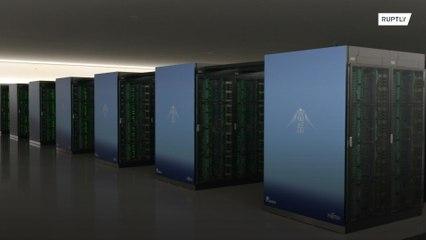اليابان: أسرع كمبيوتر في العالم !!