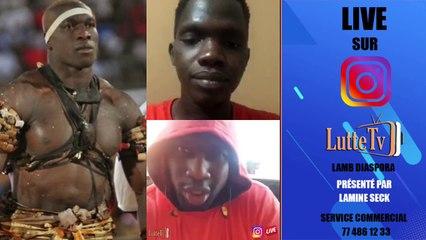 Gouye Gui très en colère contre Lamine Samba 'Togn nama, limou wakh ci mane ak Reug Reug métinama..'