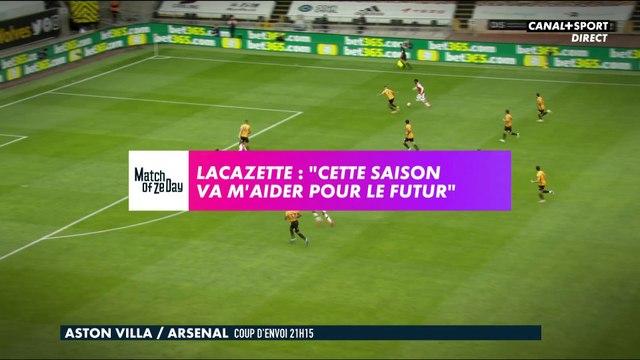 Entretien exclusif avec Alexandre Lacazette