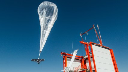 Google Launches Balloons To Give Internet Access In Kenya