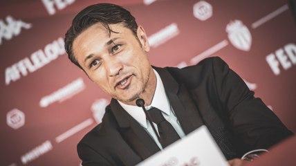 """Niko Kovac : """"l'AS Monaco est un grand club avec une grande histoire"""""""