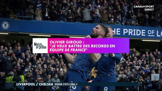 Entretien exclusif avec Olivier Giroud