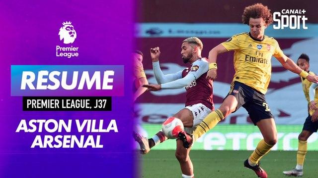 Le débrief d'Aston Villa / Arsenal