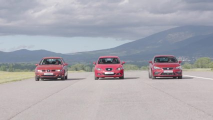 Seat - Four generations roaring at the same time