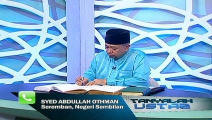 Tanyalah Ustaz (2014)   Episod 291