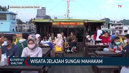 Wisata Jelajah Sungai Mahakam Video Dailymotion