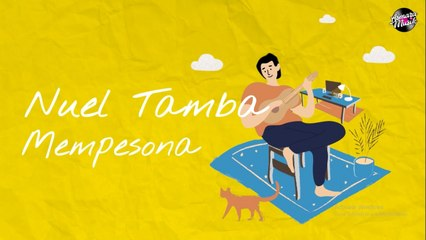 Nuel Tamba - Mempesona (Official Lyric Video)