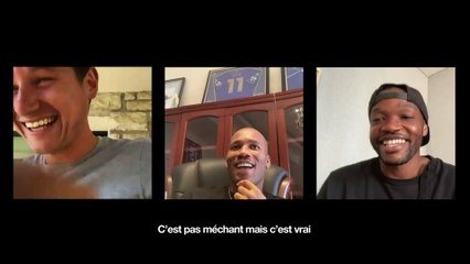 CATCH-UP - Episode #3 : D.Drogba, S.Mandanda & F.Thauvin - #TeamOrange