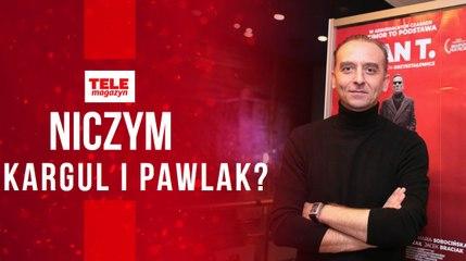 Wojciech Mecwaldowski i Piotr Adamczyk jak Kargul i Pawlak?