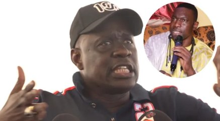 Lamine Samba répond sévèrement à Gouye Gui - 'j'assume mako wakh dafa ragal Reug Reug...'