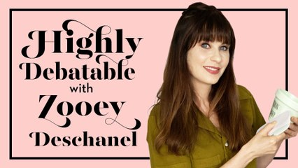 Zooey Deschanel Answers Highly Debatable Questions