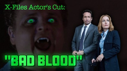 """The X-Files: Patrick Renna's SUPERNATURAL """"Bad Blood"""" Experience"""
