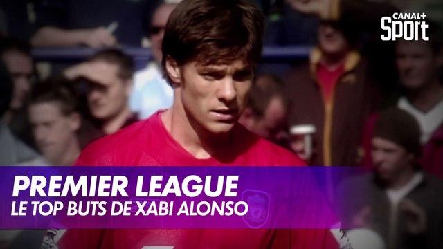 Le top buts de Xabi Alonso en Premier League