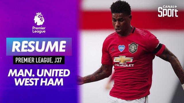 Le résumé de Manchester United - West Ham en VO