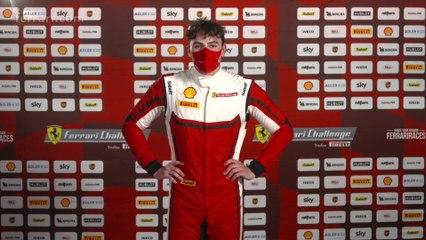 Ferrari Challenge Europe - Neubauer's comments after Race-1 qualifying