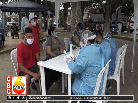 En un 60% aumentan casos de Covid-19 en San Pedro Sula