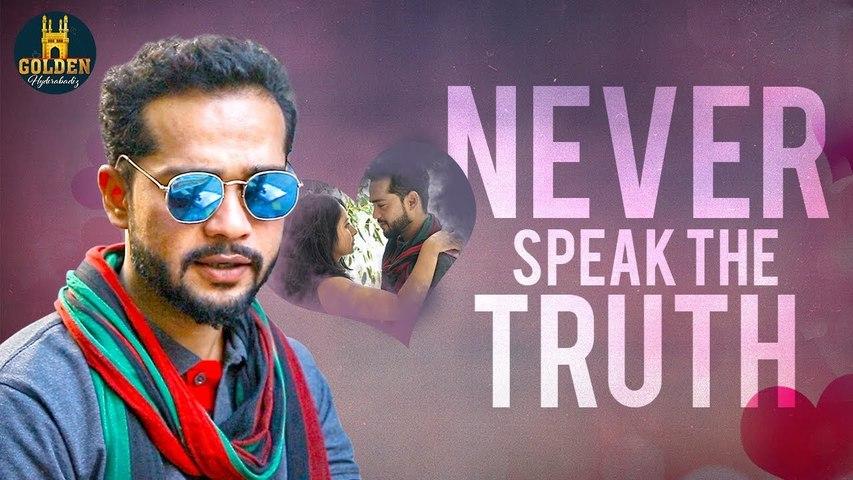 Never Speak The Truth Comedy Video   Actor Abdul Razzak   2019 Comedy Videos   Golden Hyderabadiz