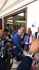 Najib celebrates 67th birthday at KL High Court