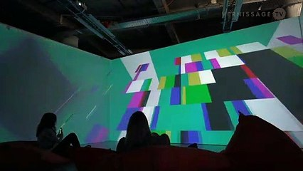 Raven Kwok. Solo Exhibition at MuDA Museum of Digital Art Zürich