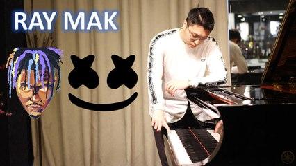 Juice WRLD & Marshmello - Come & Go Piano by Ray Mak